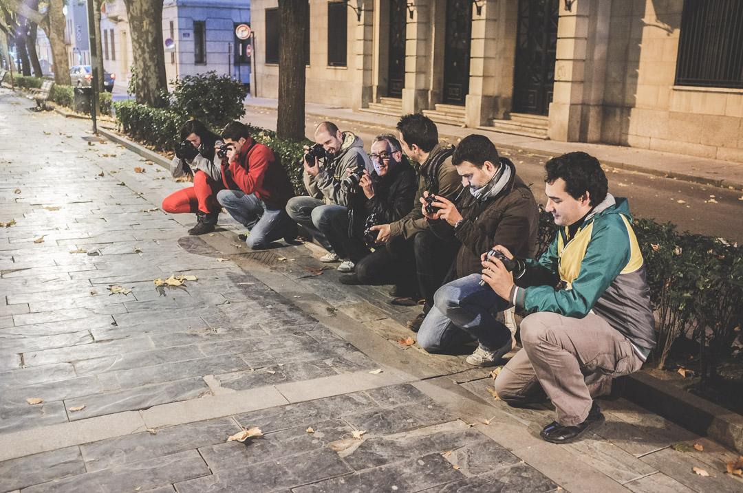 III Curso de Iniciación a la Fotografía Digital - Guadalajara 2