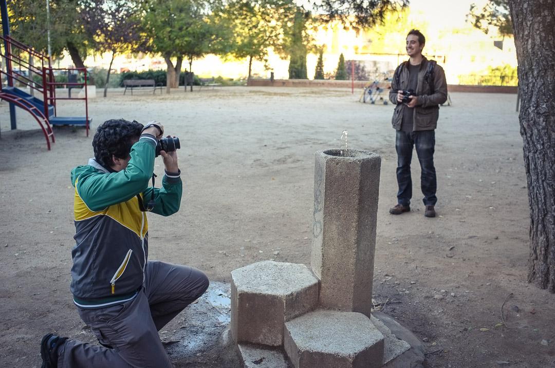 III Curso de Iniciación a la Fotografía Digital - Guadalajara 3