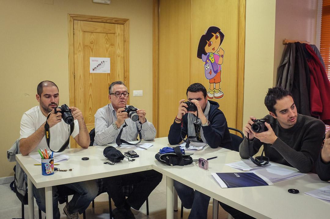 III Curso de Iniciación a la Fotografía Digital - Guadalajara 5