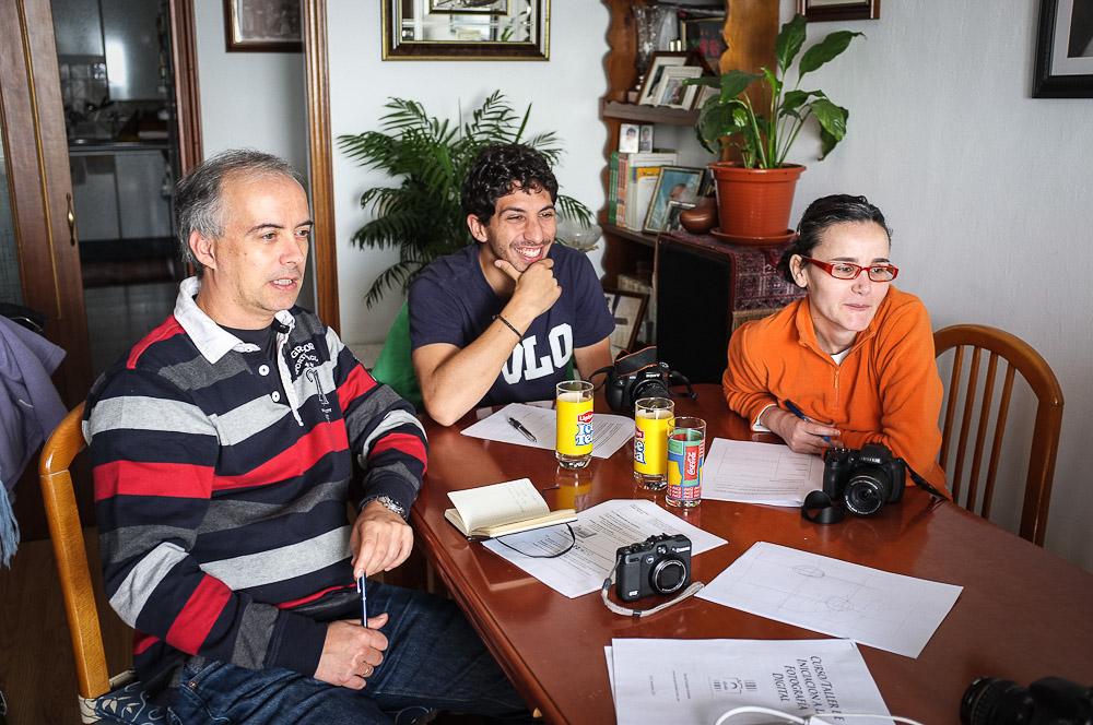 II Curso de Iniciación a la Fotografía Digital - Guadalajara 4