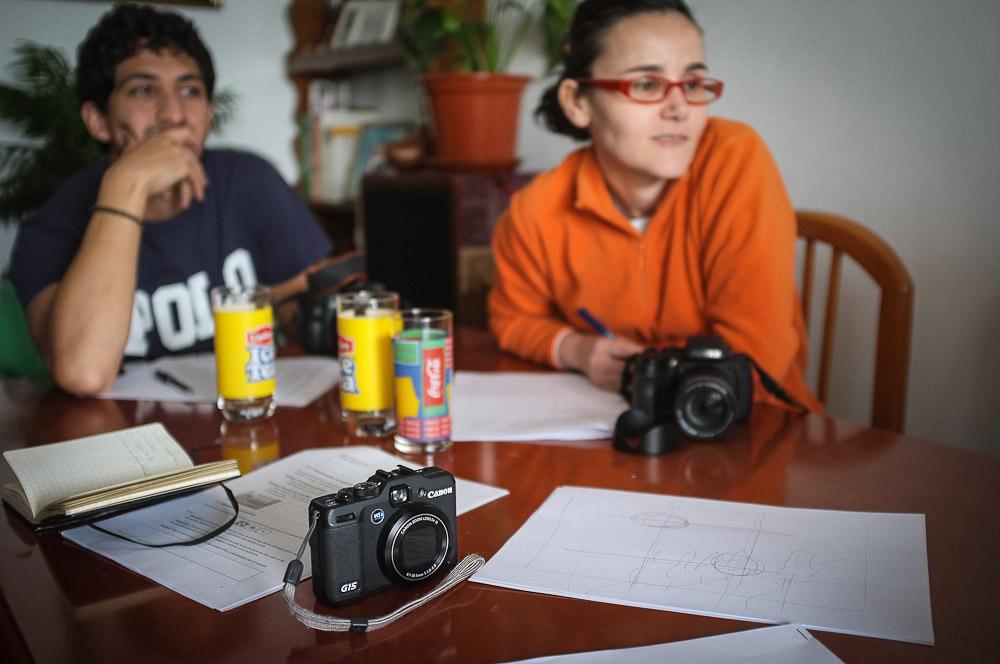 II Curso de Iniciación a la Fotografía Digital - Guadalajara 5