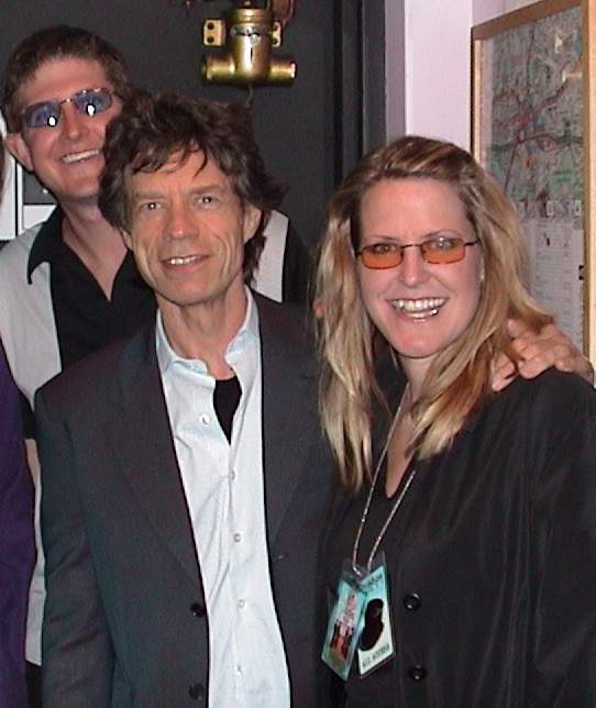 Mick Jagger  London Hard Rock Cafe 30th Anniversary