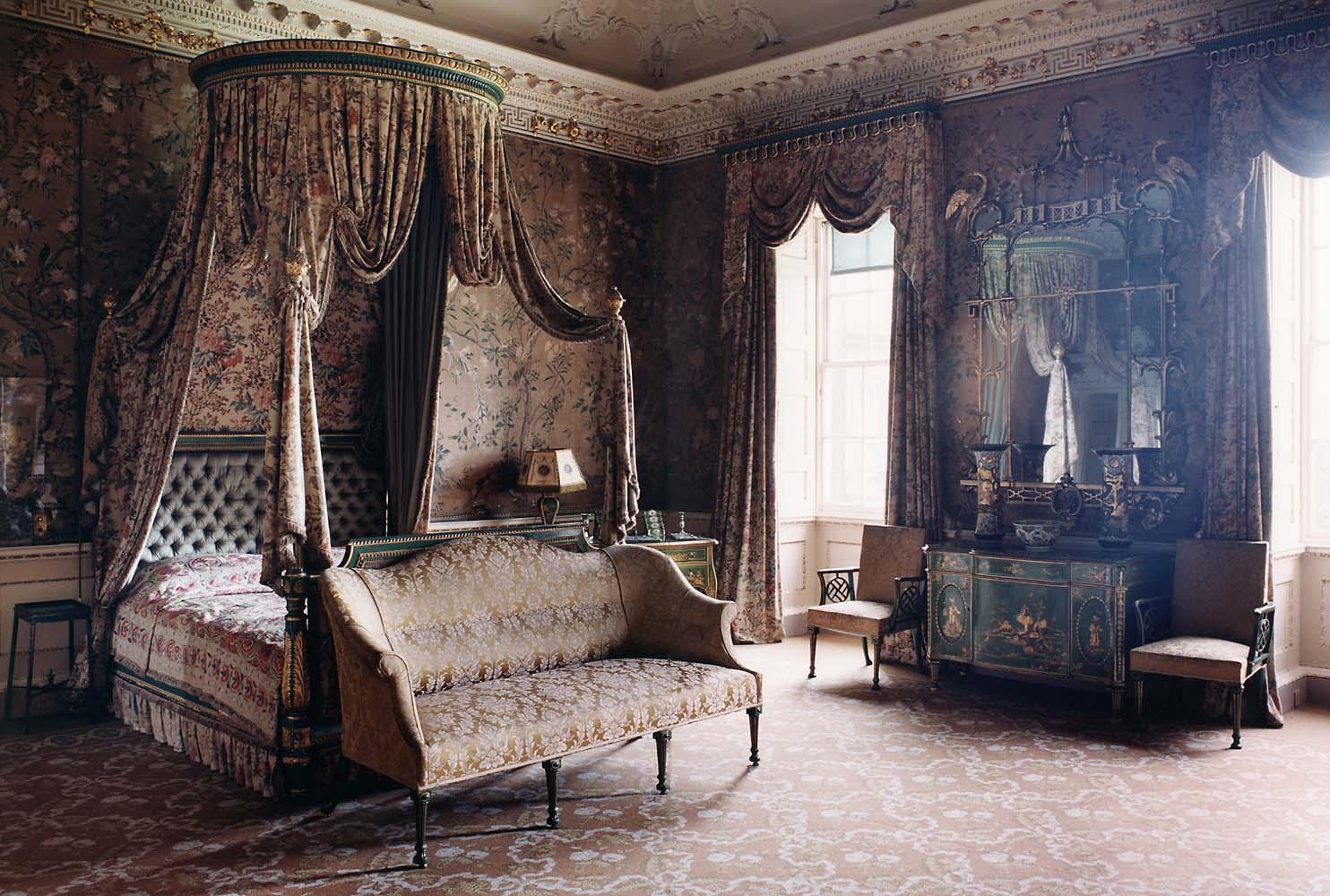 nostell priory•world of interiors