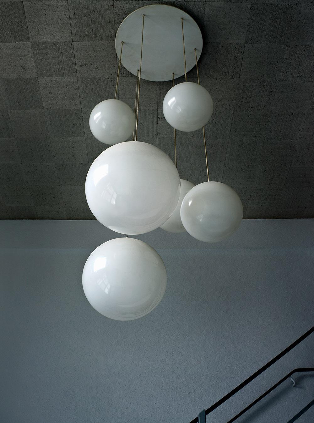 molecular light fitting