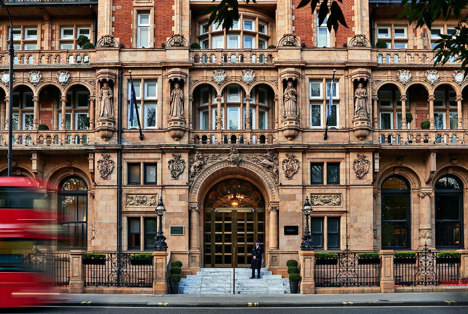 exterior•principal hotel london