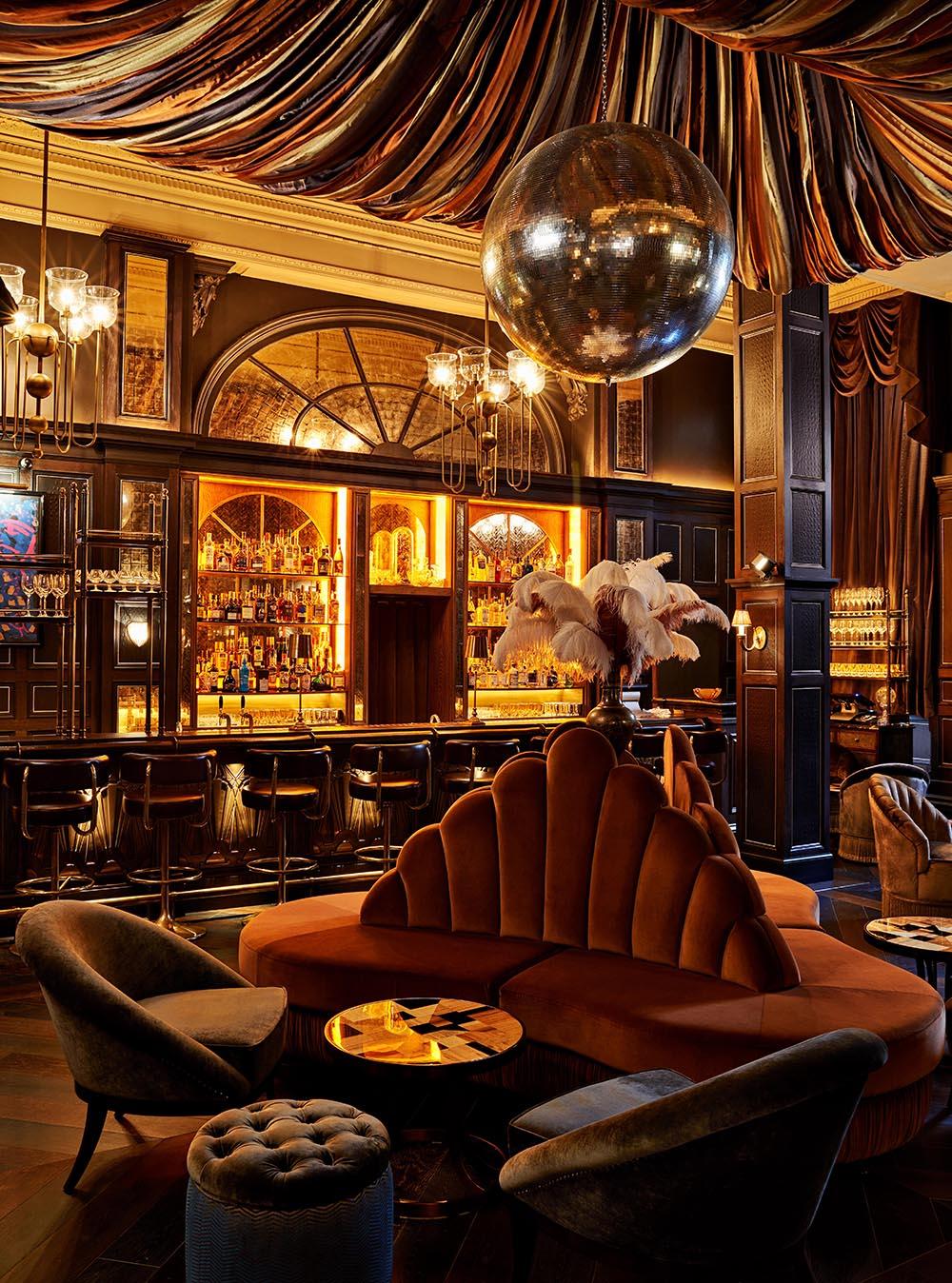 fitz's bar•principal hotel london