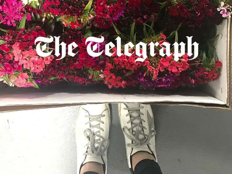 Leave the vase behind - For florist Carly Rogers, one of the five chosen to represent British Flowers Week, the lines between gardening and floristry continue to blur...