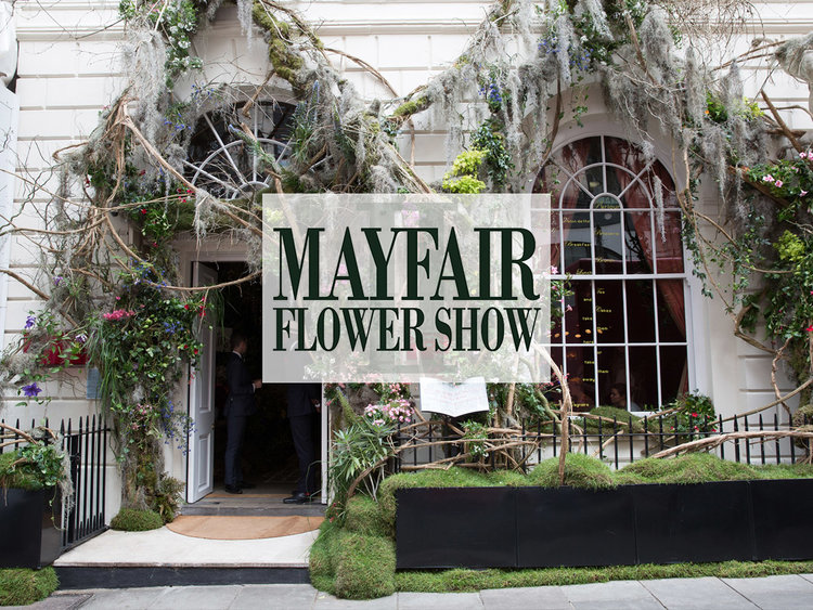 The Mayfair Flower Show - Sketch - Stunning Floral Installations Take Over London's Most Instagrammed RestaurantSketch London is now even more picture-perfect...