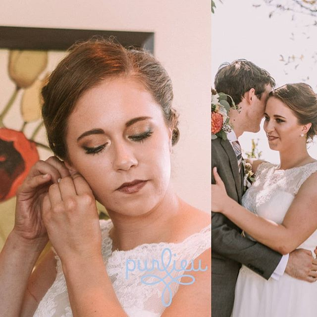 Wedding makeup #weddingmakeup #purlieu