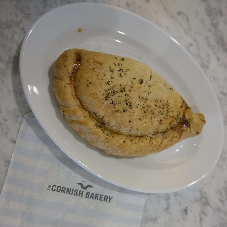 Cornish pasty - mmmmm
