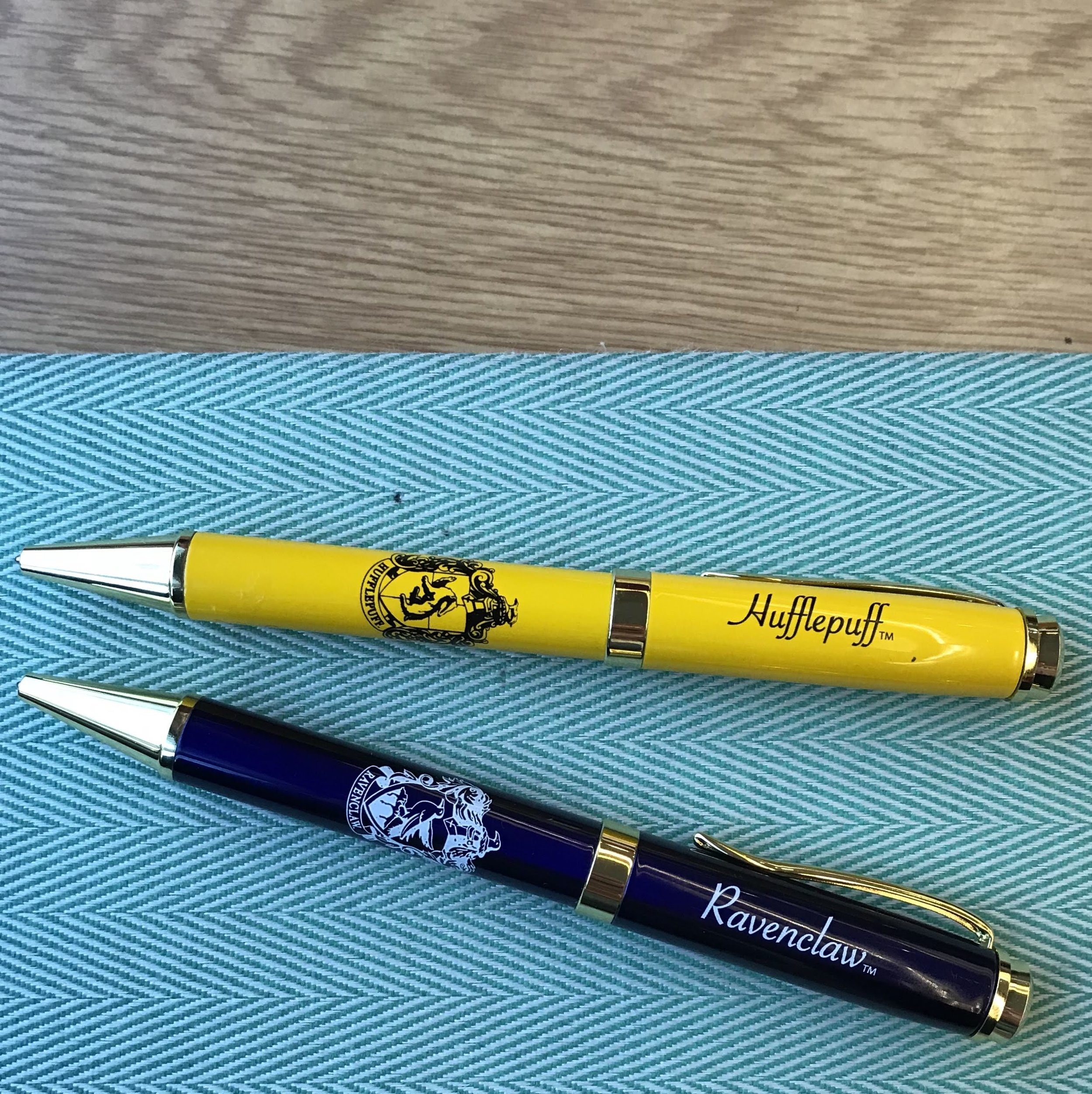 pens for each of our houses