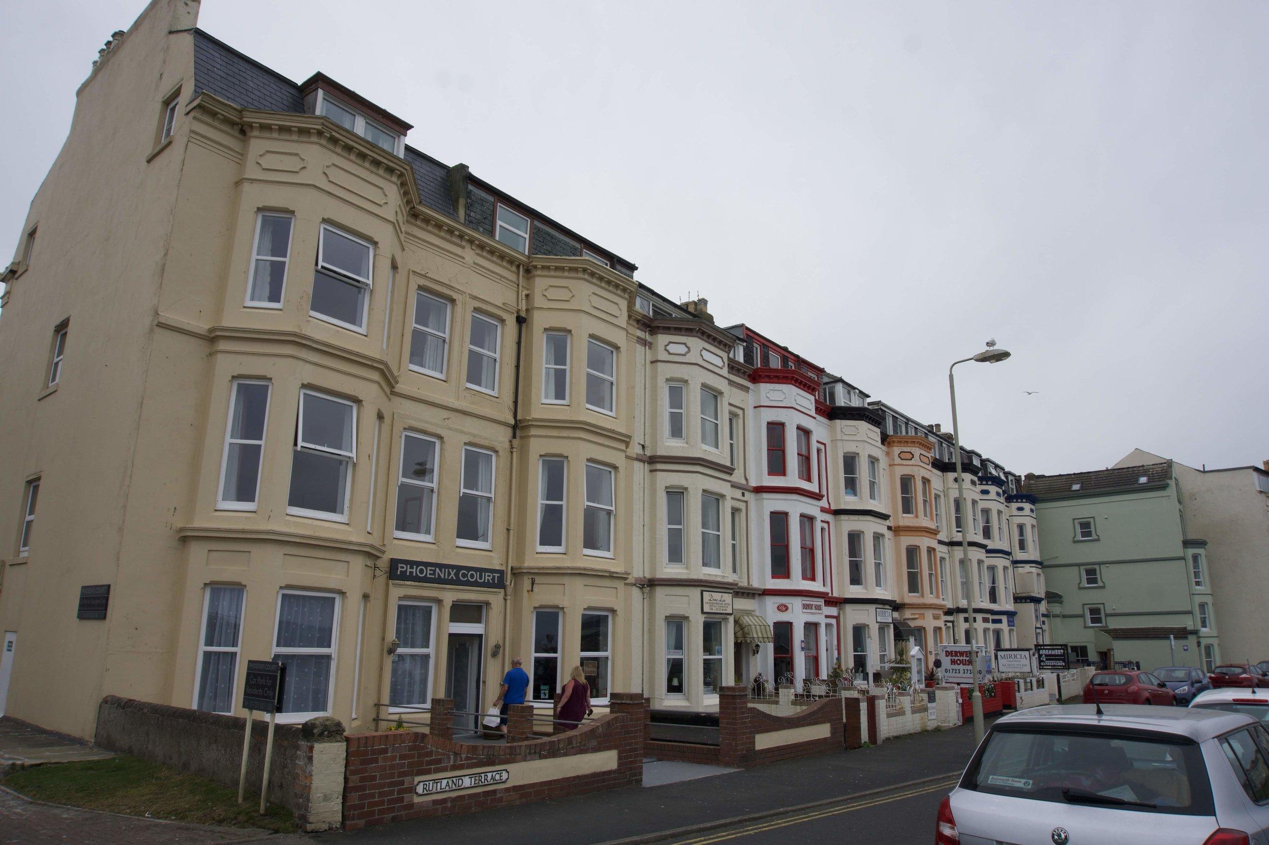 seaside flats