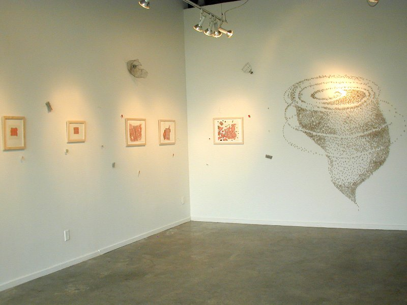 Holding Pattern , grunt gallery, 2001