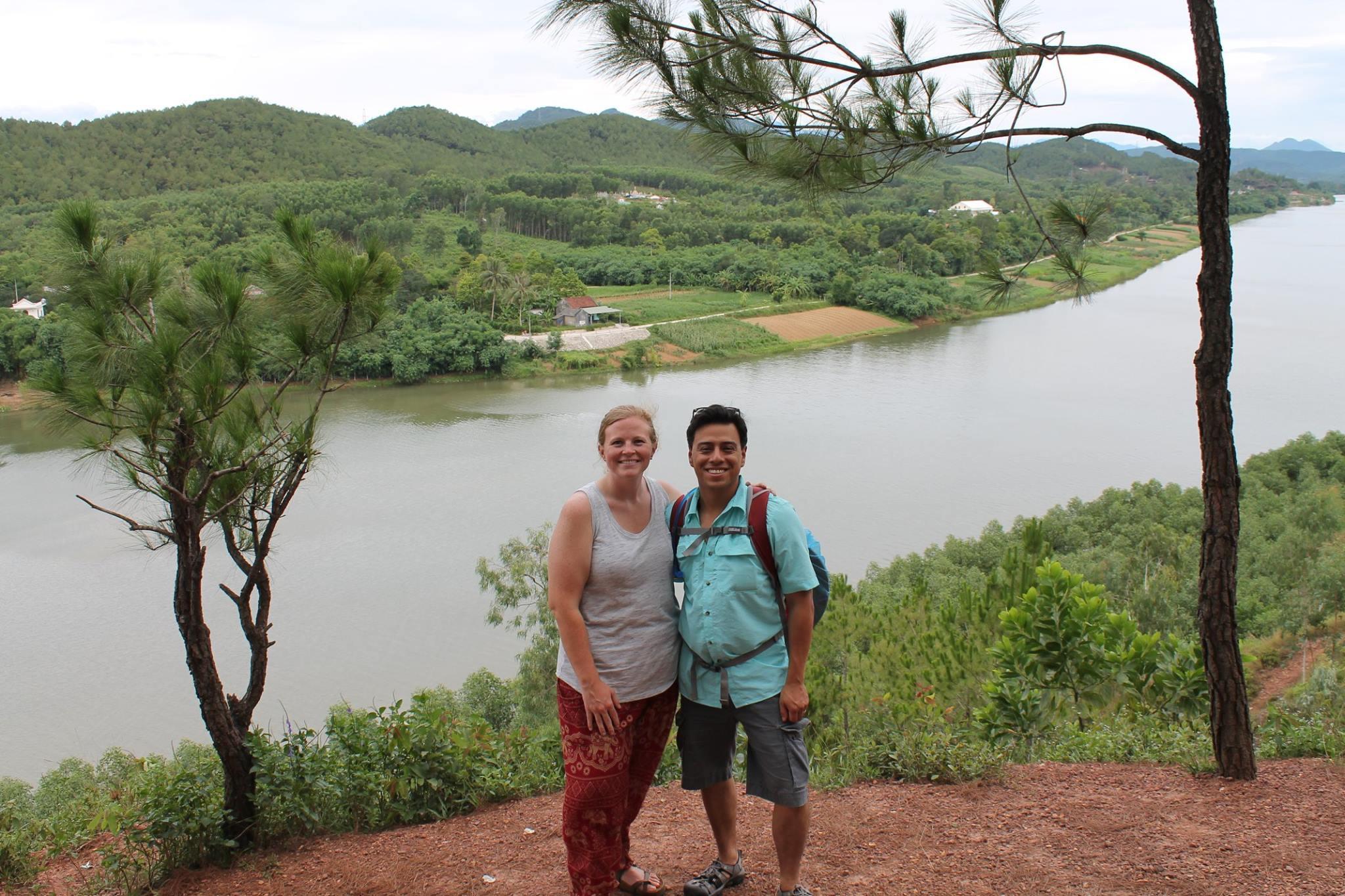 In Vietnam.