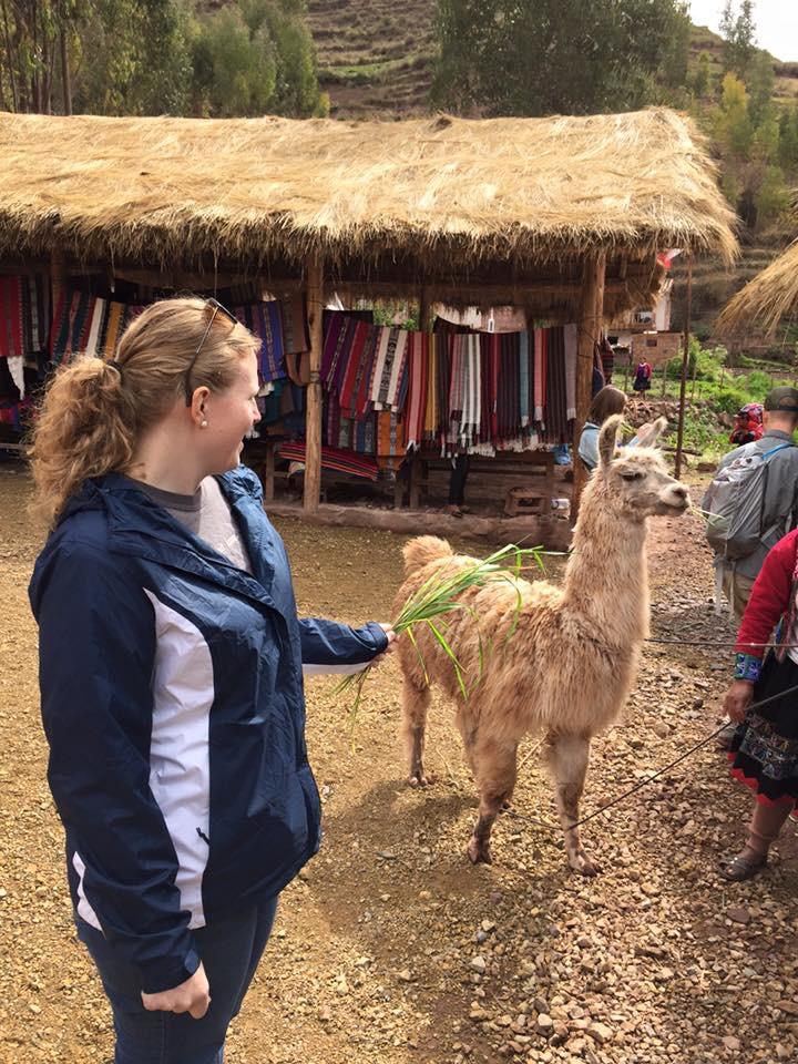 My BFF Al in Peru!