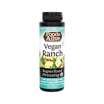 foods alive vegan ranch