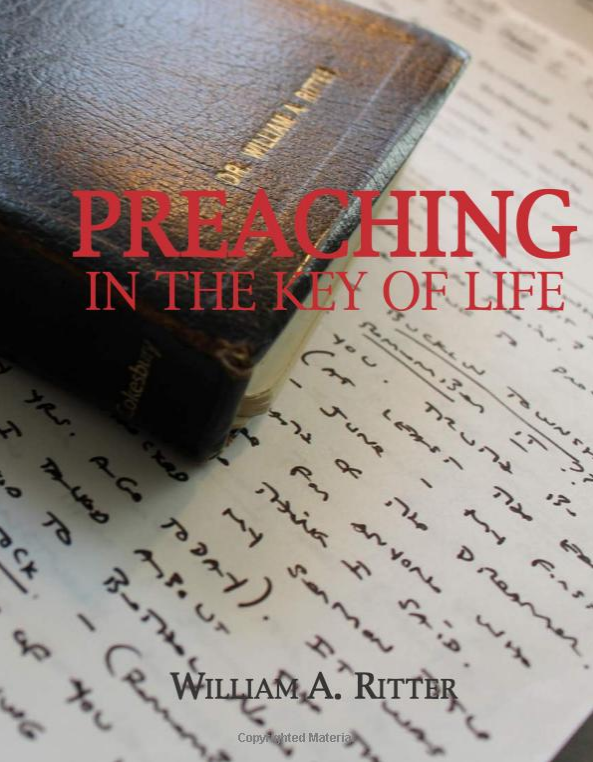 """Preaching in the Key of Life - It has been said that the best preachers, when they craft their sermons, begin with a thoughtful analysis about what needs to be said, the scripture in which it is wrapped, and then """"open a vein and bleed a little"""