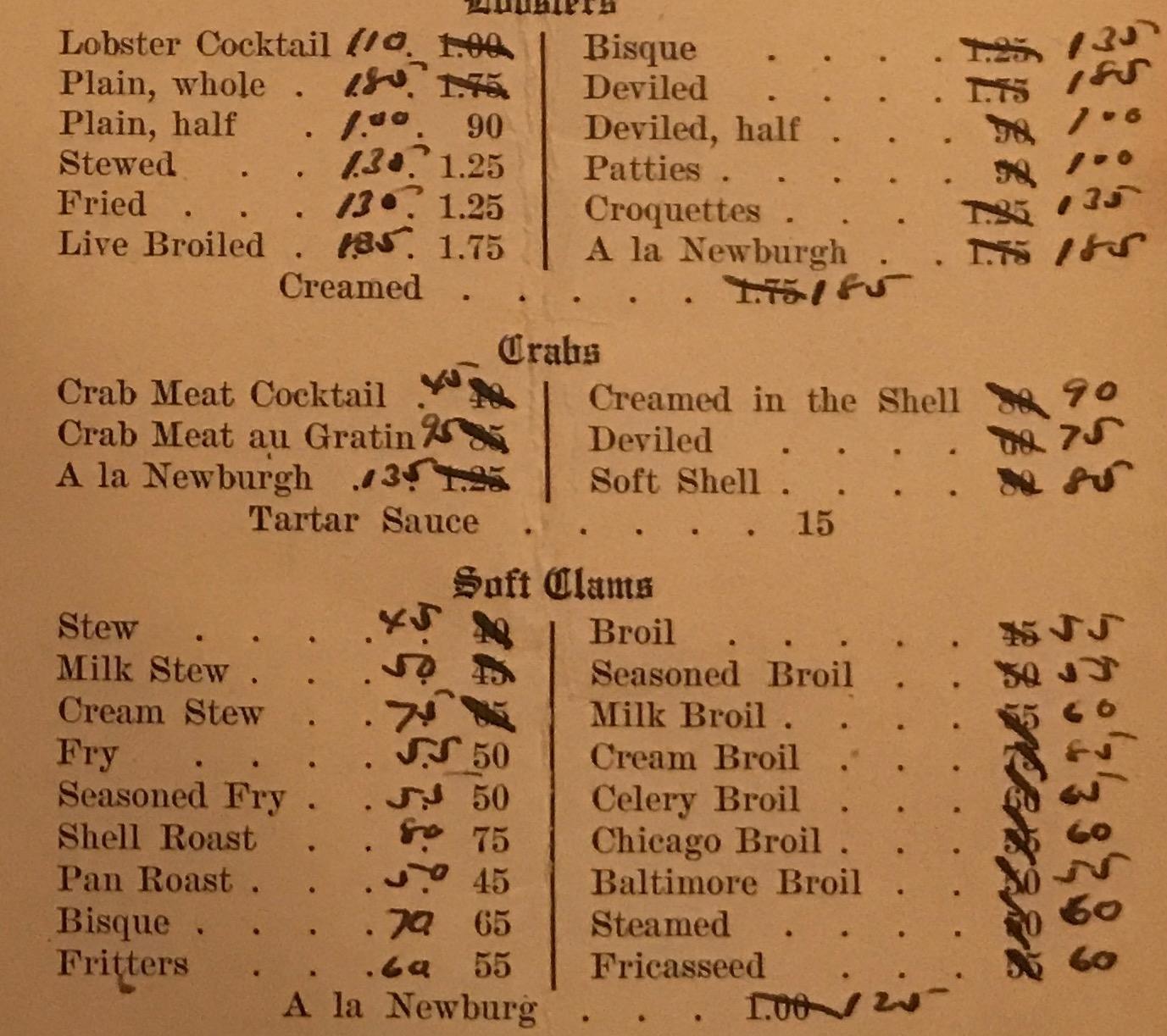 menu 1919 2 lobsters.jpeg