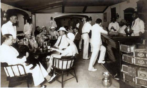 Dirty Dick's, Nassau, The Bahamas, 1930s