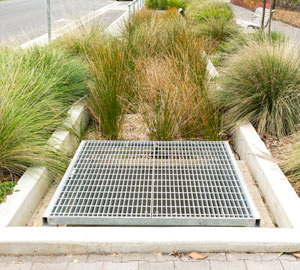 Planning, evaluation and design of WSUD systems, such as bioretention swales, infiltration trenches, constructed wetlands, gross pollutant traps