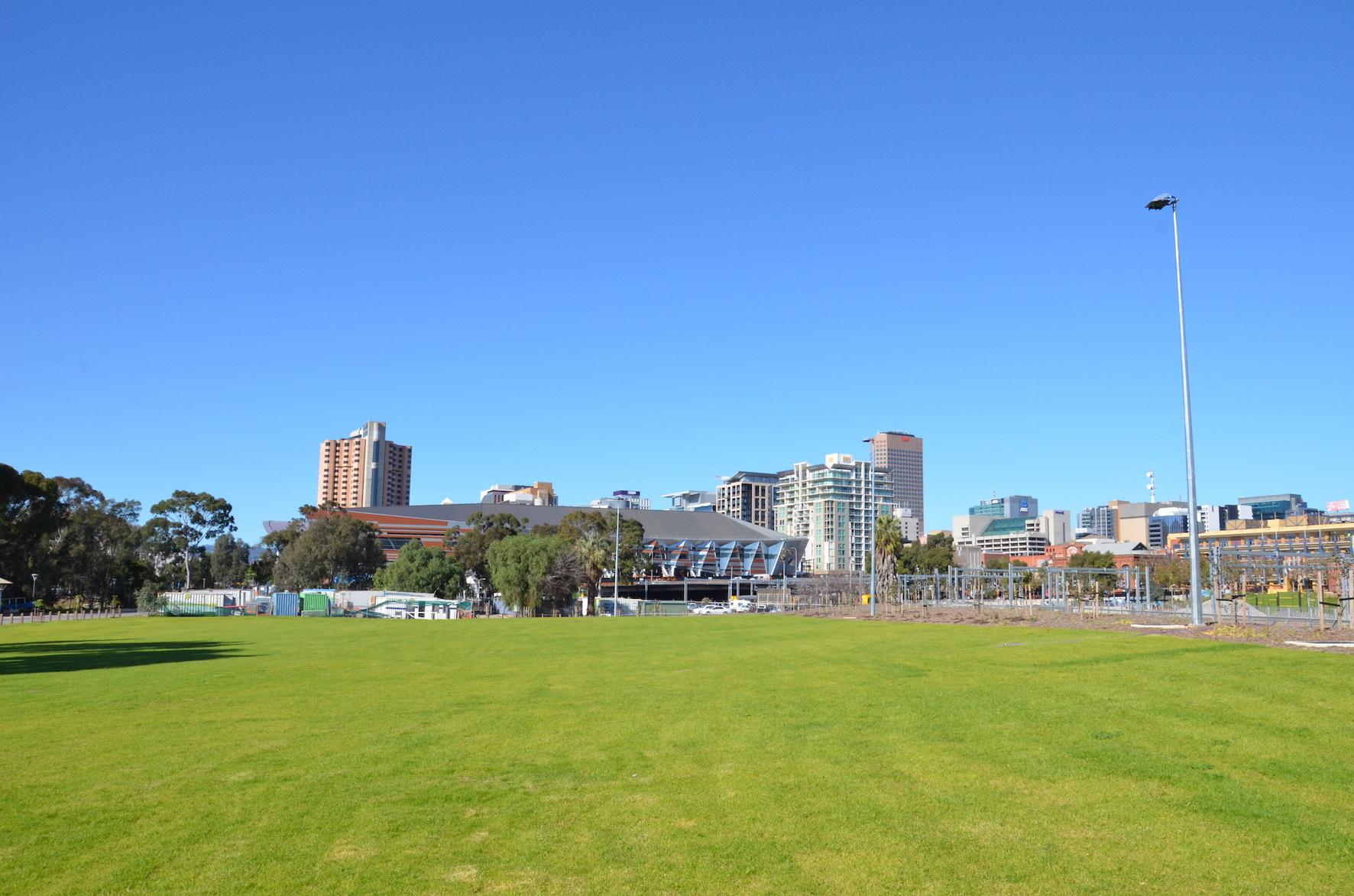 Adelaide Rail Yard Site (Park 27) Redevelopment