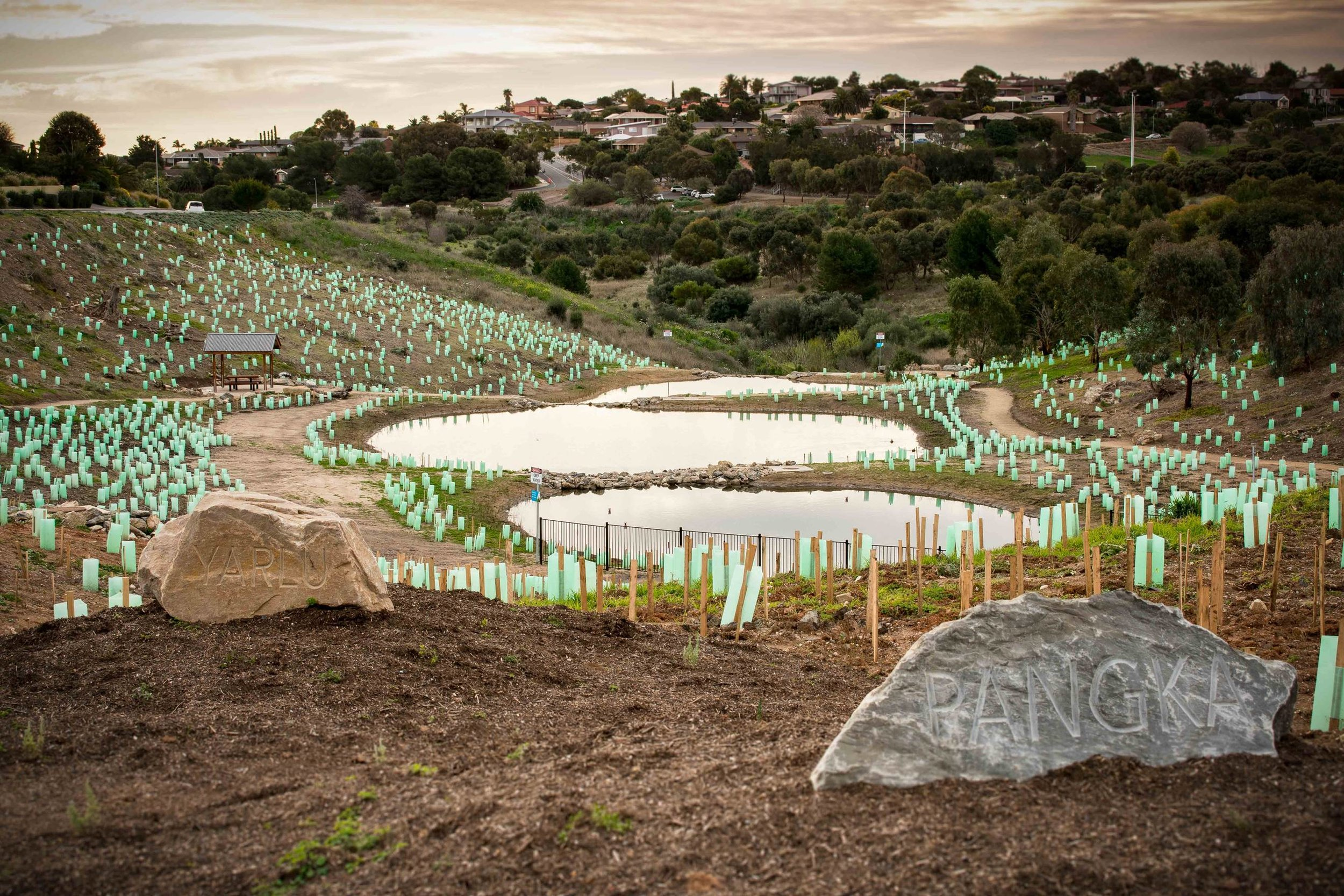 Stormwater Harvesting and Reuse -