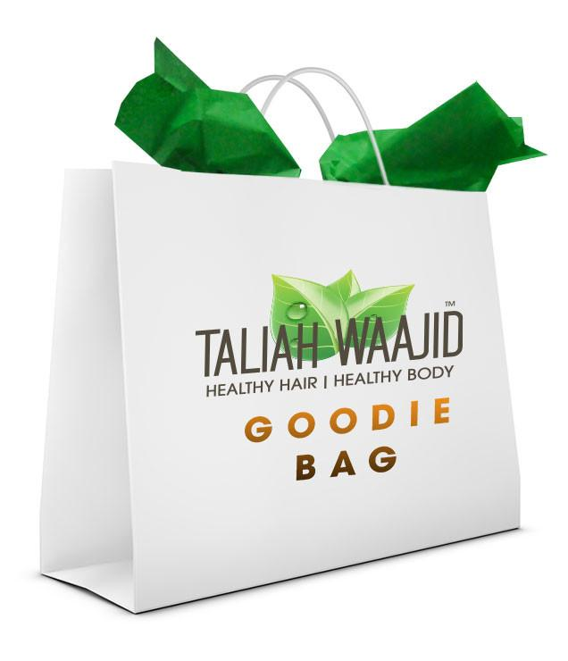 WHO DOESN'T LOVE FREE SAMPLES? - Receive Taliah Waajid samples, absolutely free!