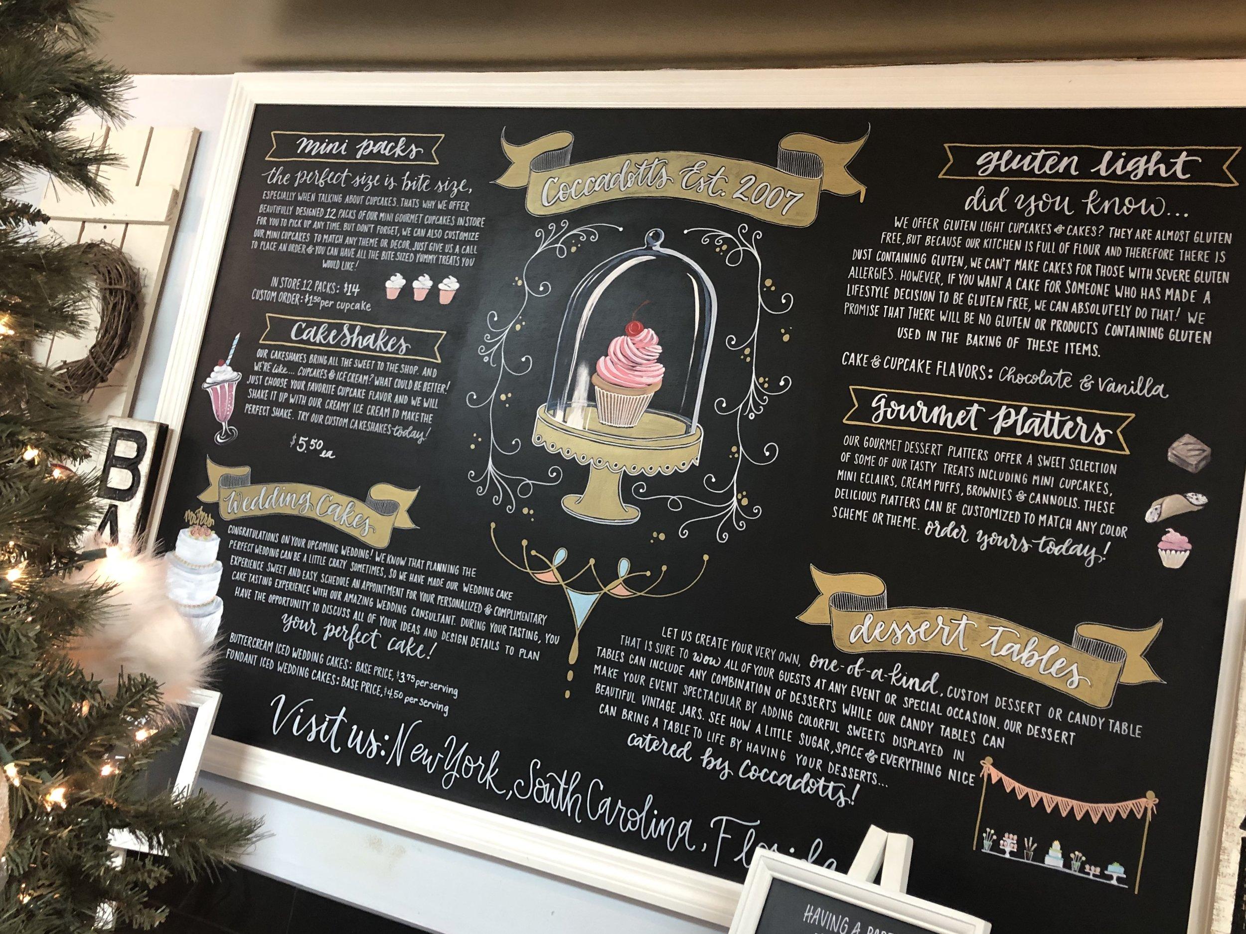 coccadotts Cake Shop Albany, NY — Sam the Blogger