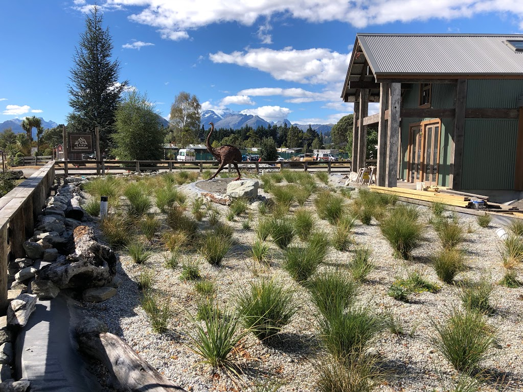 Camp Glenorchy is 40 minutes drive away from Queenstown.