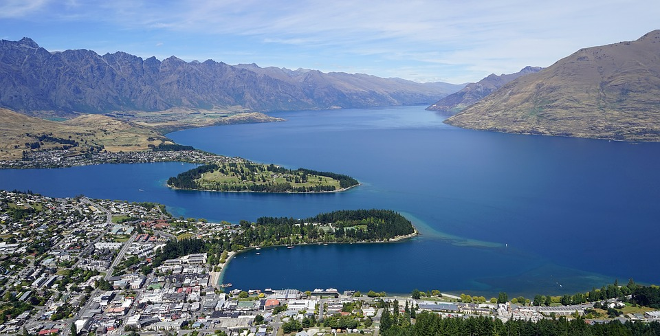 Queenstown's stunning landscape is part of the reason for the housing shortage.