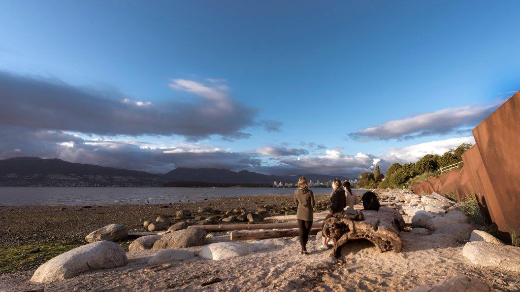 Destructive king tides in 2012 were the catalyst for this project. Photo credit Brett Hitchins.