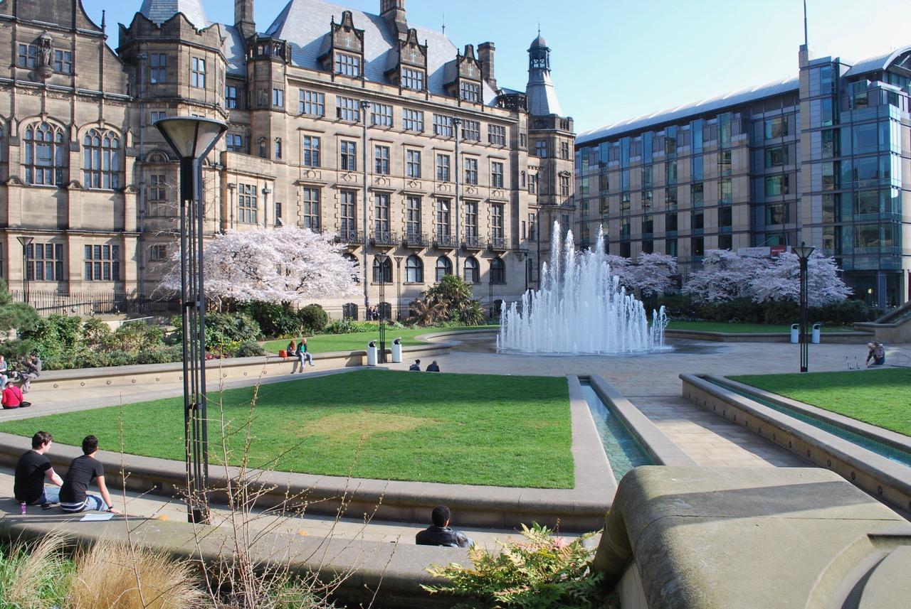 The University of Sheffield. Photo credit: Jan Woudstra.
