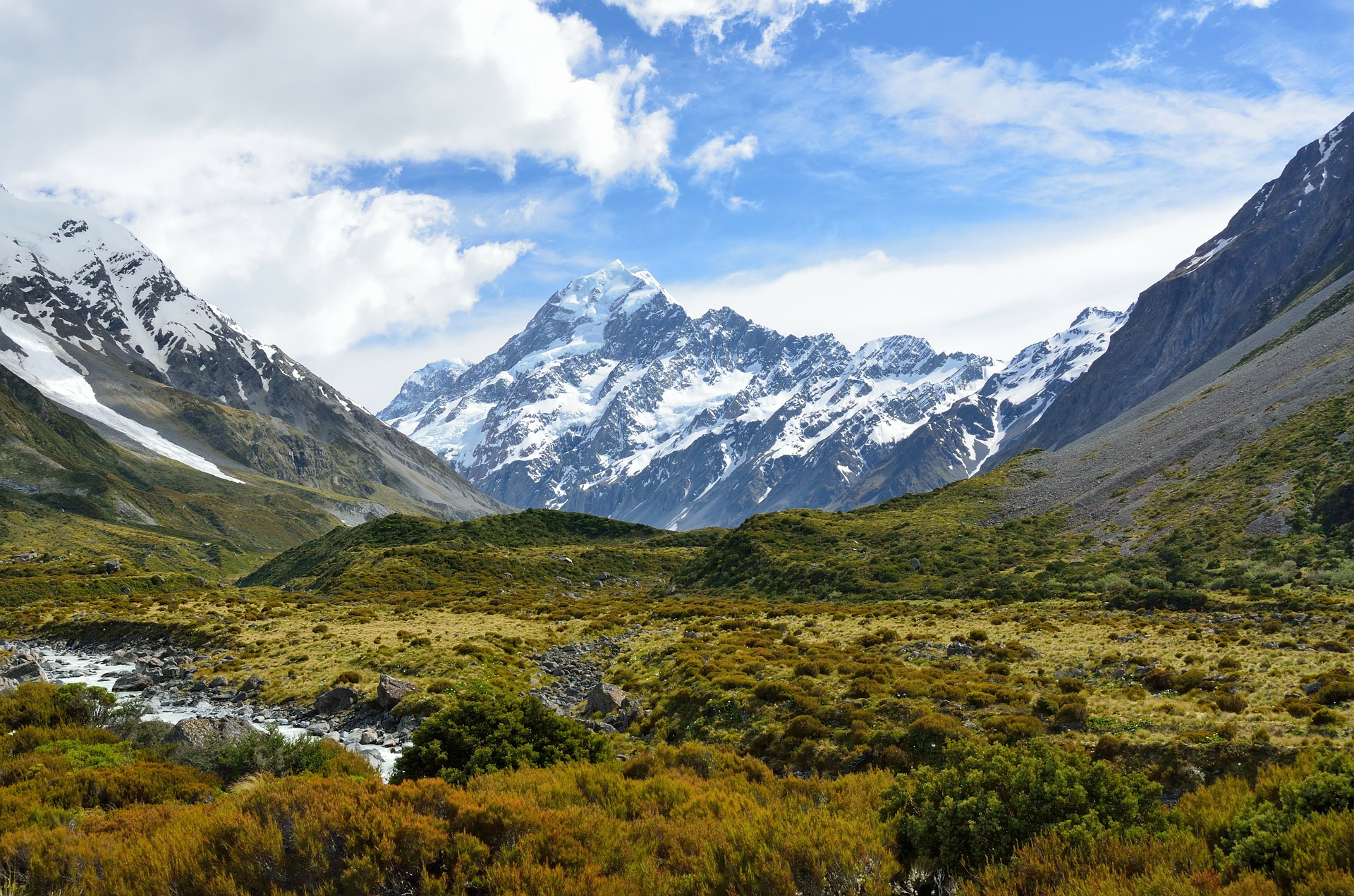 Aoraki Mt Cook is another of the areas which could benefit from a planned tourism levy.