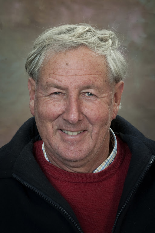 Farmer Charles Massey has researched new farming methods.