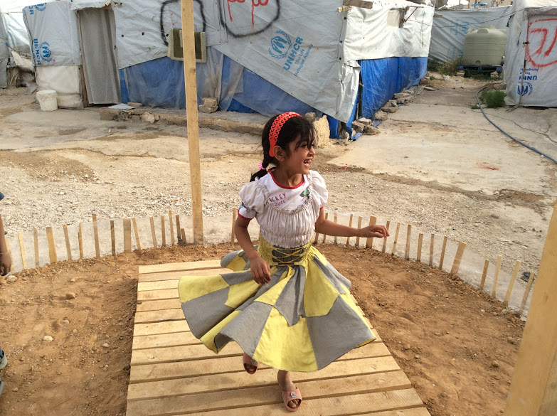 Speaker Maria Gabriella Trovato will present research from her work inside Syrian refugee camps.