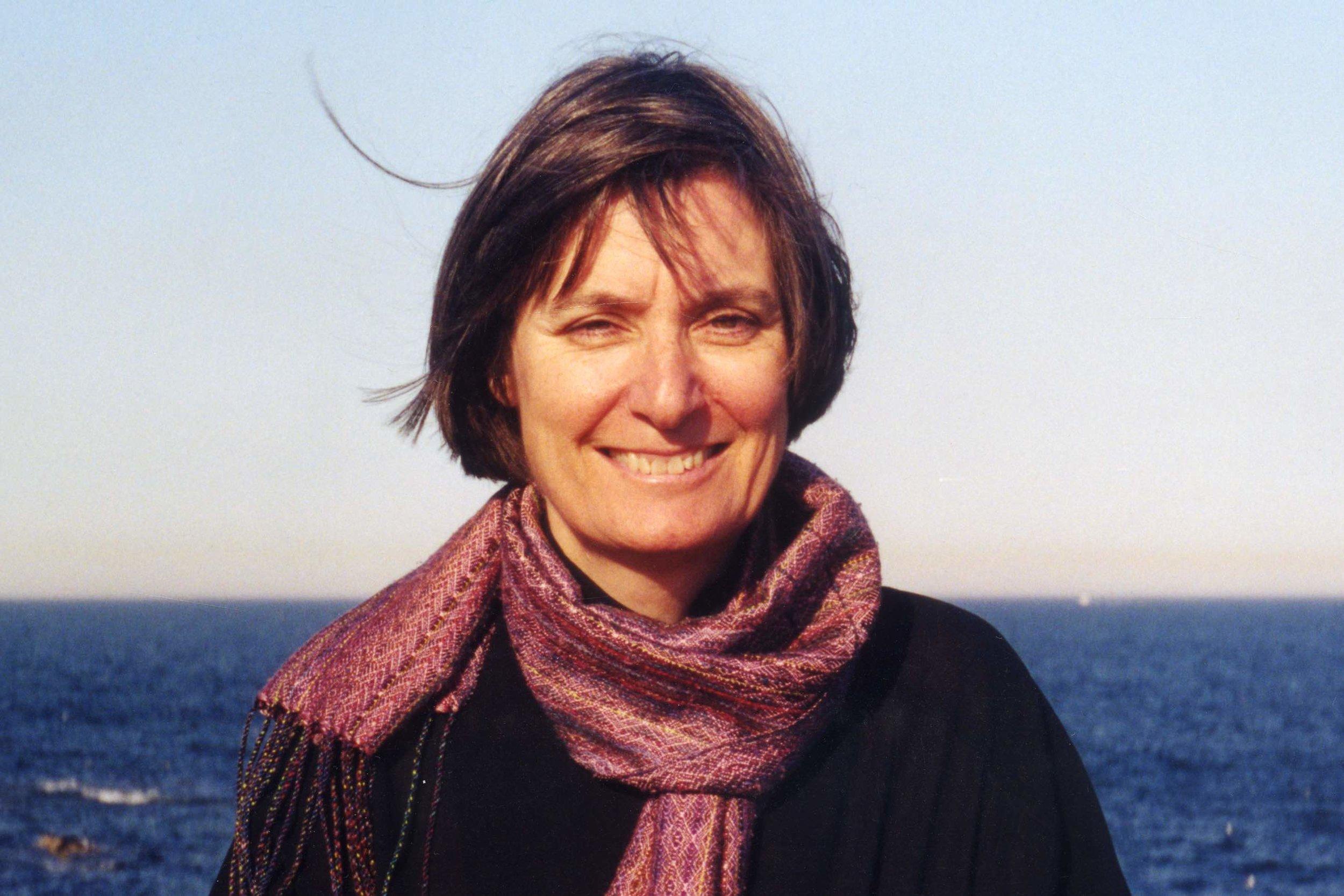 Anne Whiston Spirn - the recipient of the 2018 IFLA Sir Geoffrey Jellicoe award. Photo credit: IFLA