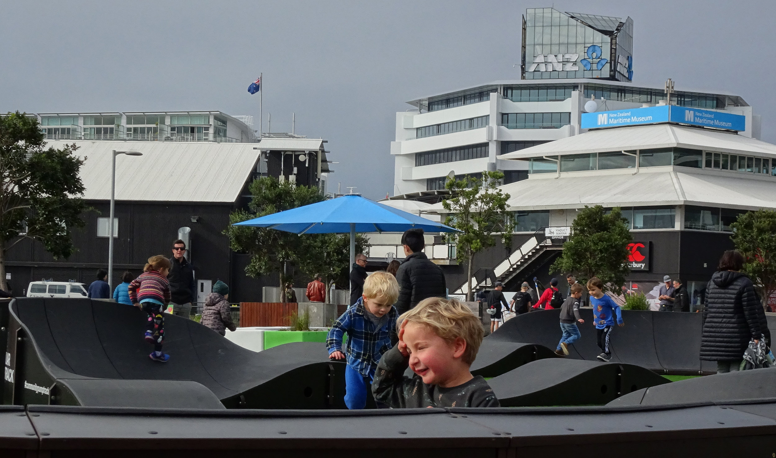 Active and accessible public spaces are essential for healthy and connected cities. The Eastern Viaduct is the latest addition to Auckland's Waterfront.