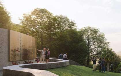 National Erebus Memorial concept 005.