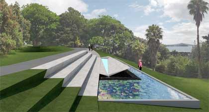 National Erebus Memorial concept 004.