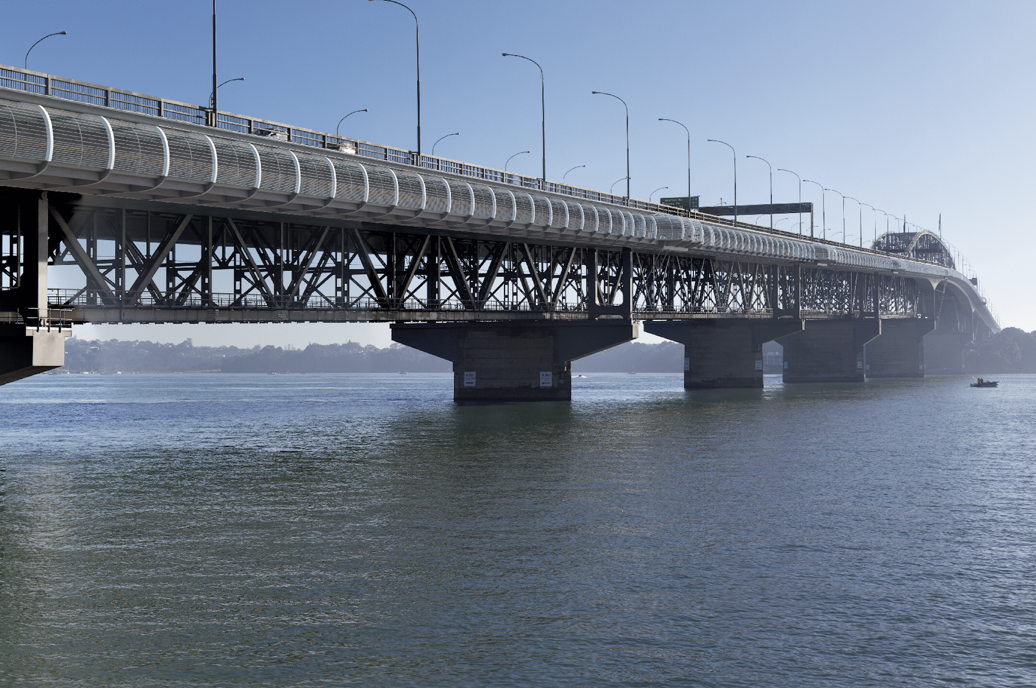 An independent investigation is underway amid a row between tbe SkyPath Trust and the NZTA.