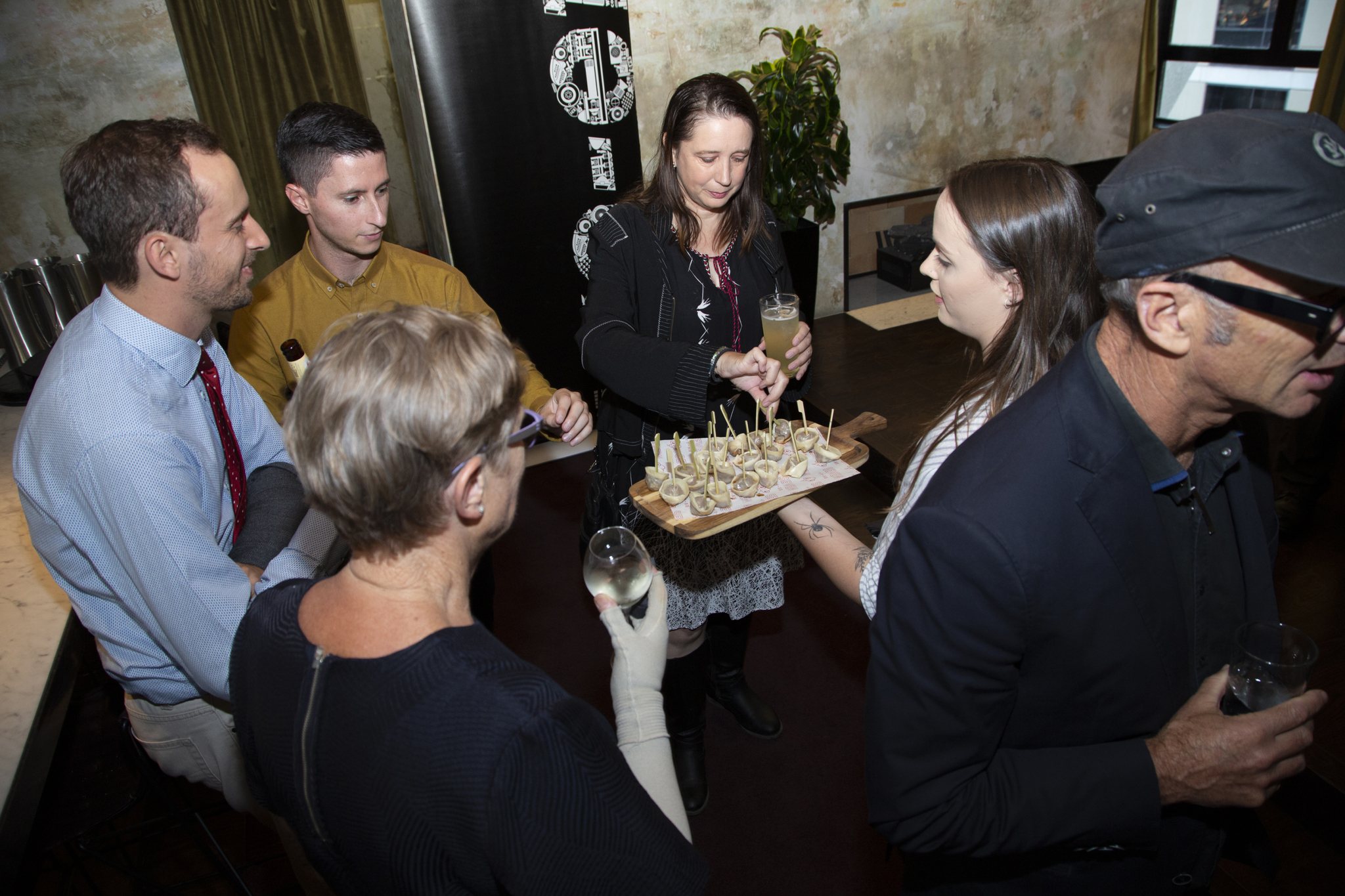 Guests at the cocktail evening said events like this are extremely important as a way of connecting with peers in the profession.