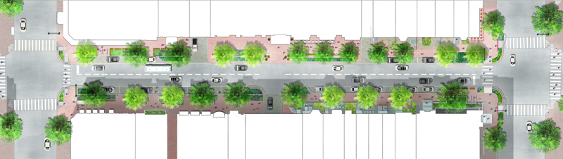 ASLA Chinatown Green Street | Design Workshop