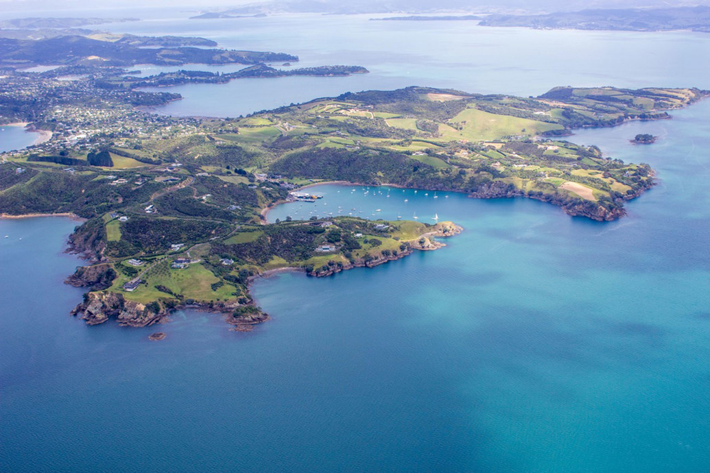 Dennis Scott's Western Waiheke Entrance project was a winner in the Resene New Zealand Institute of Landscape Architecture Awards 2017.