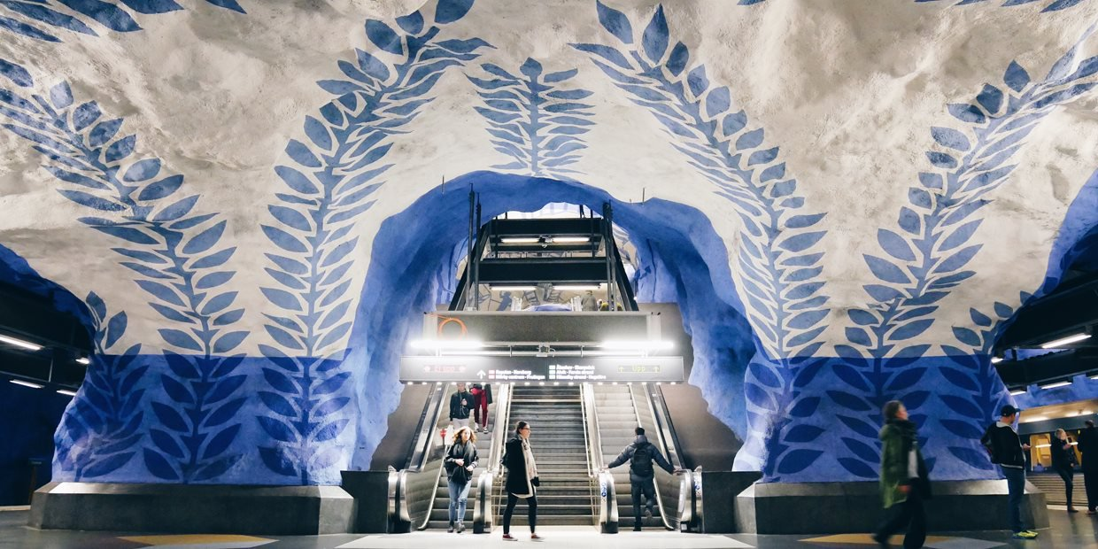 T-Centralen station. Photo: Visit Stockholm