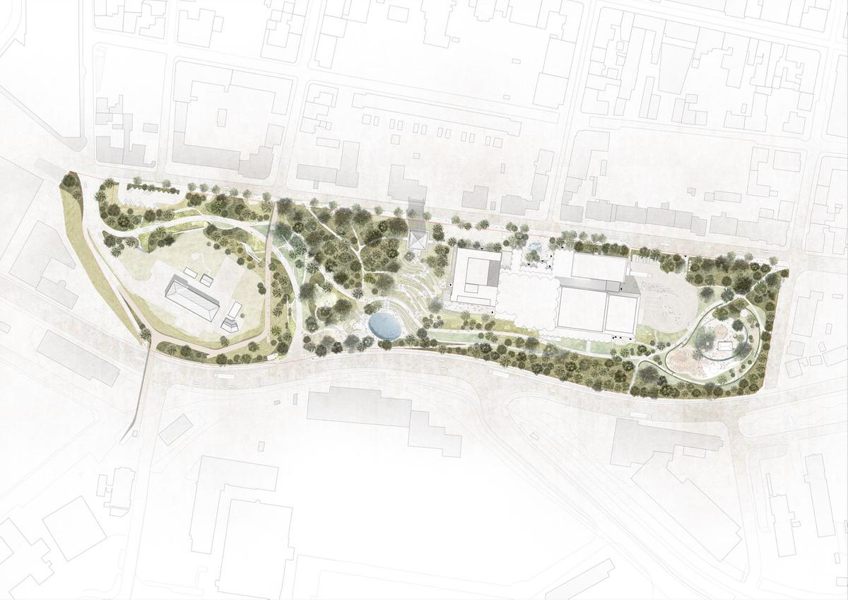 The design will now be further worked on with city planners.