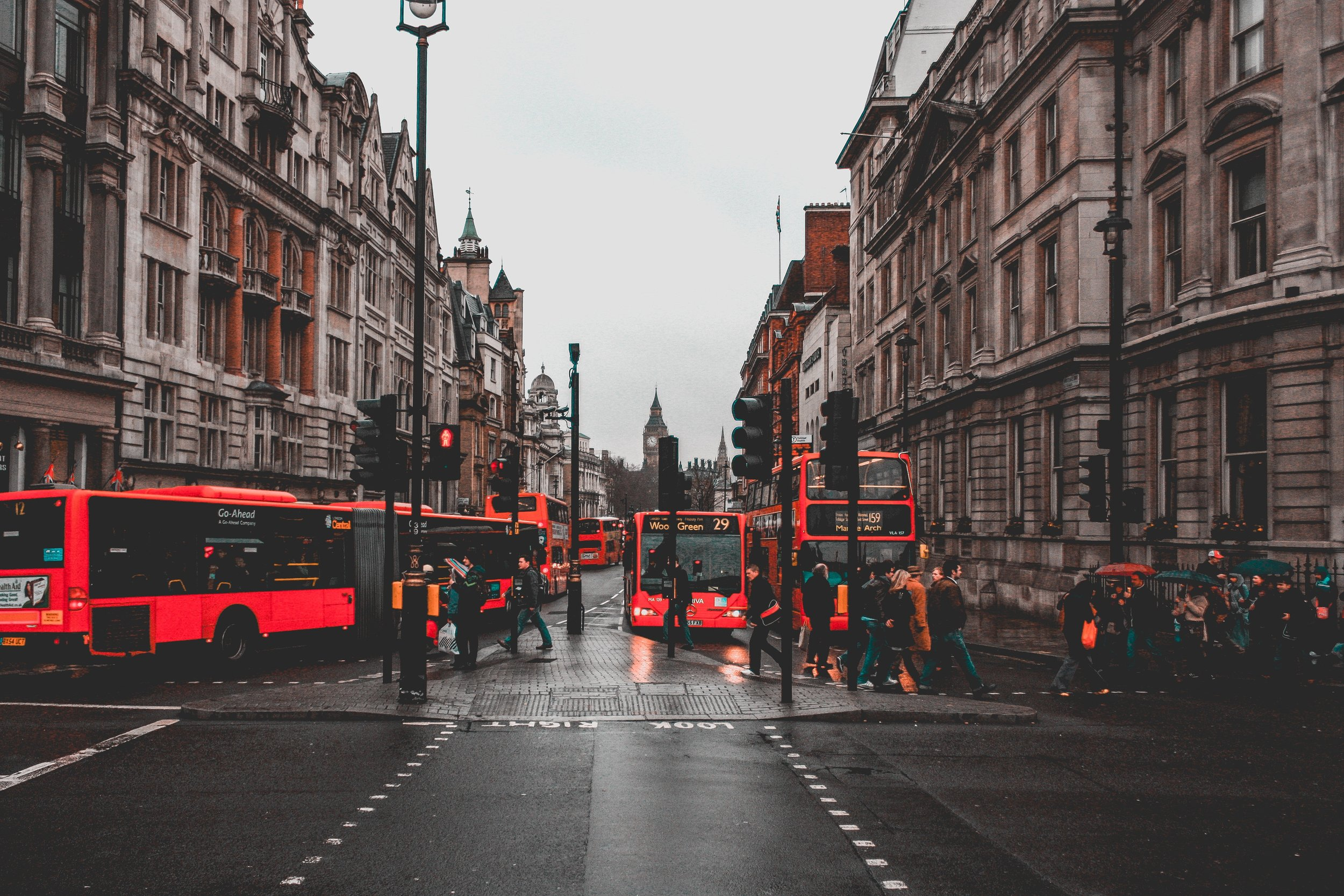 London. Photo by Oleg Magni from Pexels
