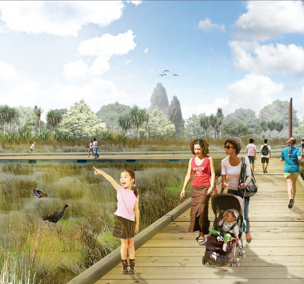 """""""Achieving the vision will require longterm investment and commitment from multiple parties over many decades. Some investment will come from the private, community, not for profit and philanthropic sectors. It is expected, however, that those meeting most of the costs of regeneration will be the people who will benefit from it – the current and future residents of Christchurch and citizens of New Zealand."""" Source: Regenerate Christchurch"""
