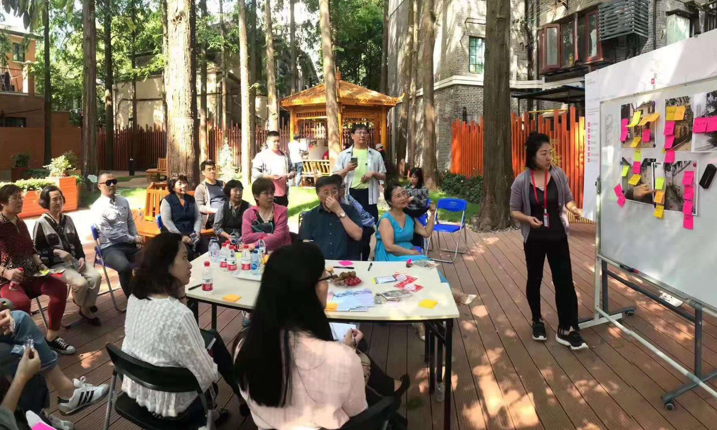 Interactive workshops have been held.