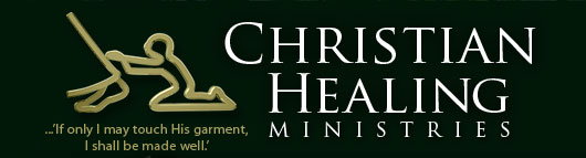 Christian Healing Ministries - Based in Jacksonville, FL lead by Judith and Francis MacNutt.www.christianhealingmin.org