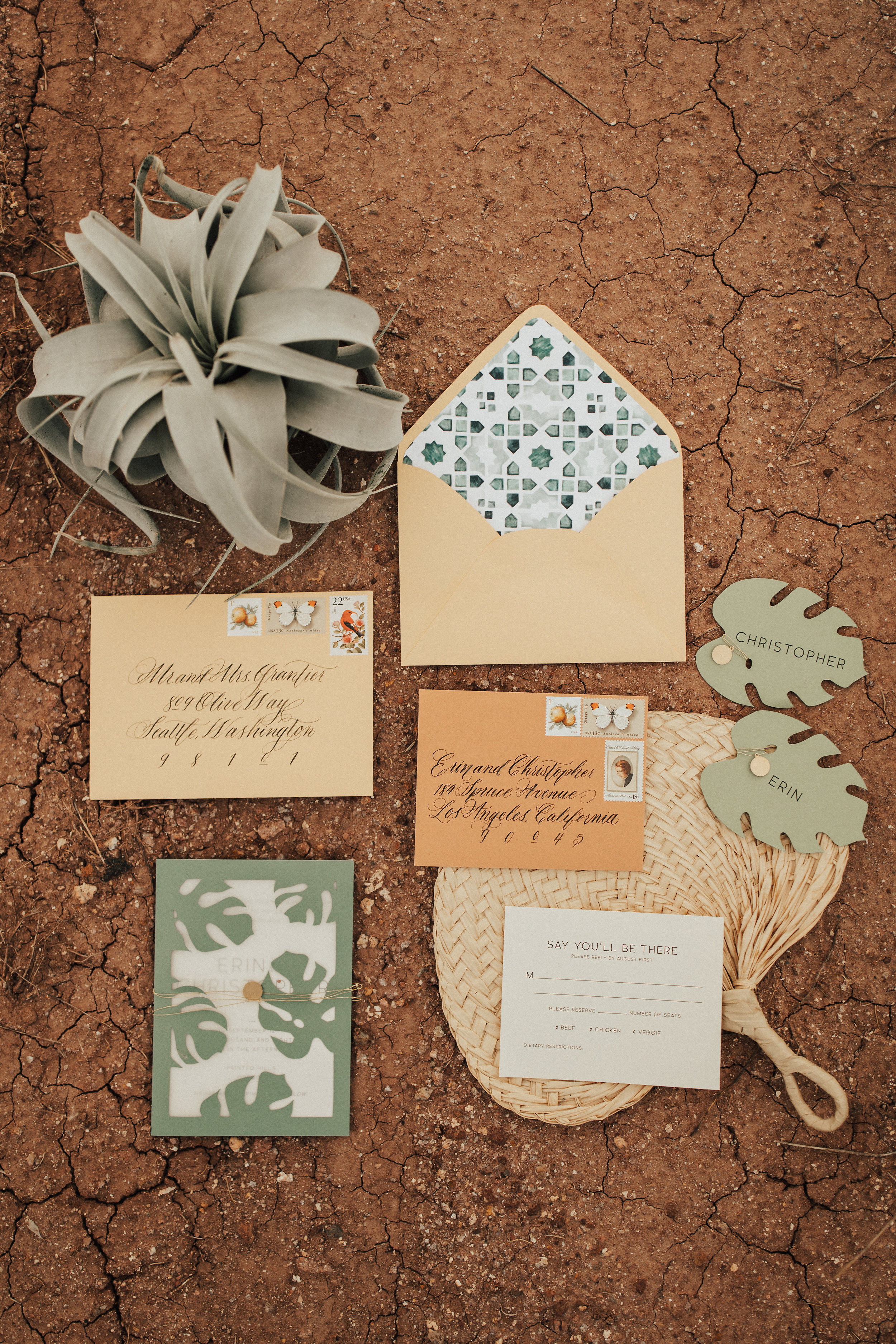 Stationery by Ink & Sable